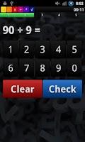 Screenshot of MegaMath