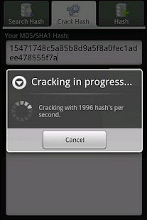 Crack Droid - screenshot thumbnail