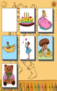 Coloring Book-Paint Draw Kids - screenshot thumbnail
