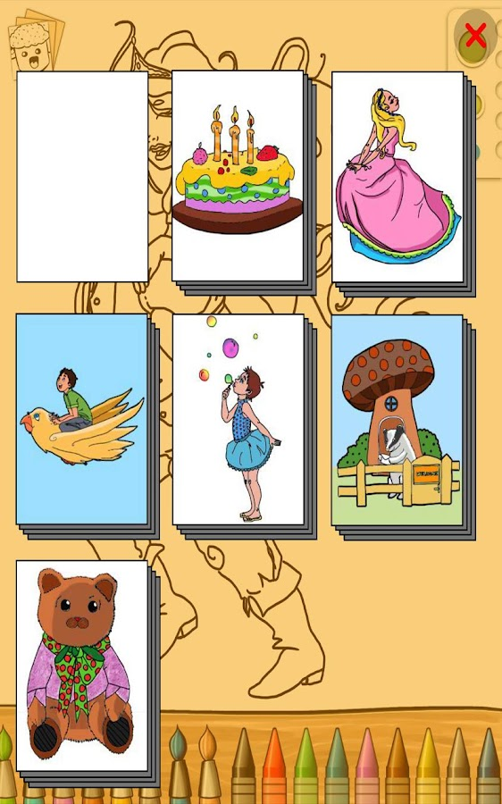 Coloring Book-Paint Draw Kids- screenshot