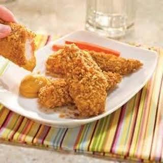 Crispy Parmesan Chicken Tenders.
