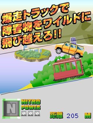 【免費街機App】NITRO TRUCK-APP點子