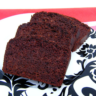 Healthy Chocolate Zucchini (Or Apple) Bread