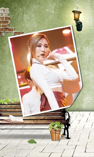 MissA Jia Live wallpaper v08
