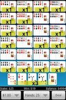 Screenshot of Jumbo Video Poker