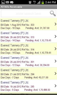 mipsum - Tally On Mobile- screenshot thumbnail