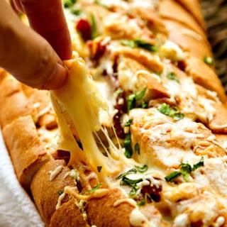 Bacon Blue Cheese Bread