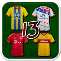 Football Kits Quiz '13 logo