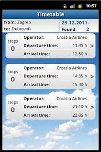 Croatia Air - screenshot thumbnail