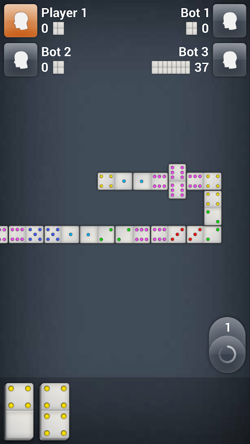Dominoes - screenshot