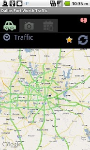 Dallas Fort Worth Traffic - screenshot thumbnail