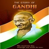 The Story Of Gandhi