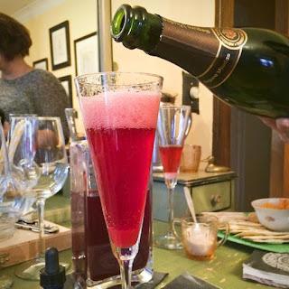 Raspberry Shrub Drinking Vinegar