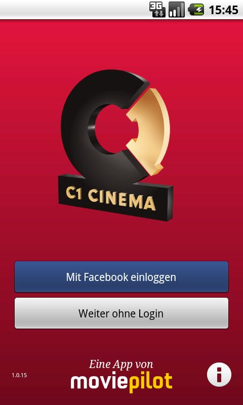 C1 Cinema - screenshot