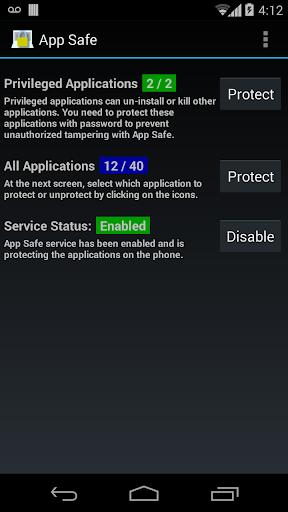 【免費工具App】App Safe-APP點子