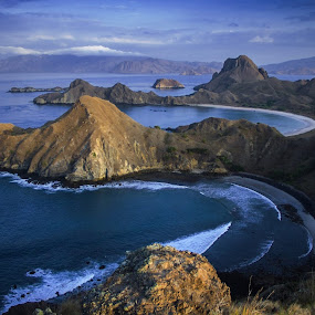 PADAR ISLAND by Andhi Alfhian - Landscapes Mountains & Hills