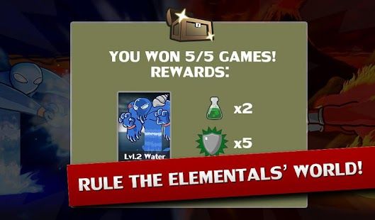 Clash of Elements - screenshot thumbnail