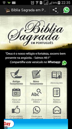 Bíblia Sagrada em Português