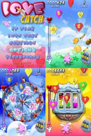 LoveCatch- screenshot