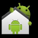 Peek a Droid GO Launcher EX logo