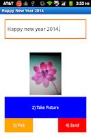 Screenshot of Happy New Year
