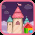 Magic castle Dodol Theme icon