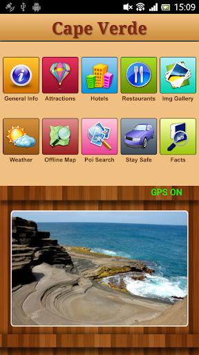 Cape Verde Offline Guide