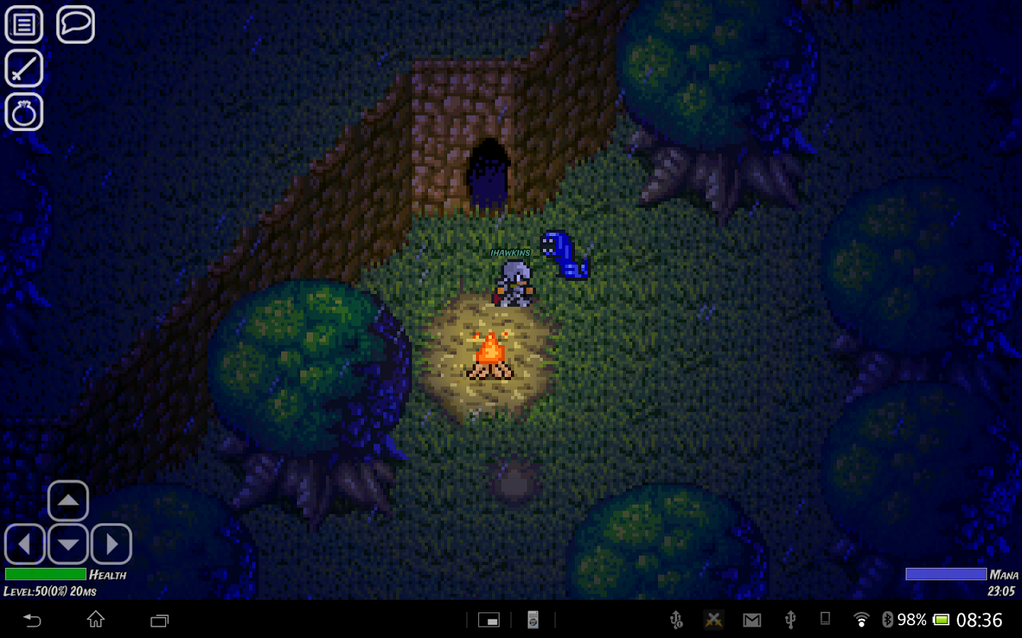 WinterSun MMORPG (Retro 2D) - screenshot