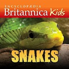 Britannica Kids: Snakes icon