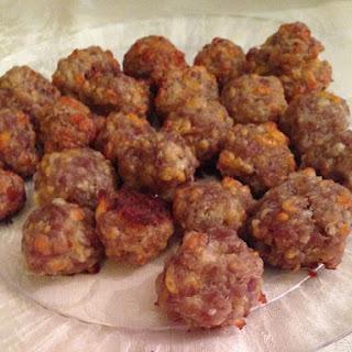 Sausage Balls a la 225 Grand Street