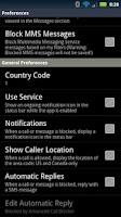 Screenshot of Advanced Call Blocker