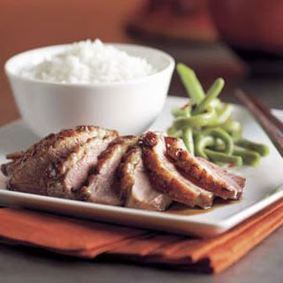 Lacquered Duck Breasts