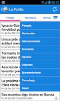Screenshot of Venezuela Noticias