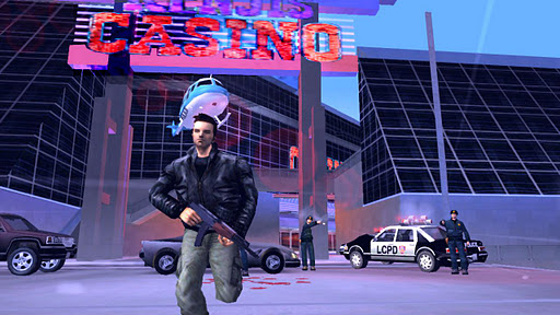 Grand Theft Auto III 1.3 APK + DATA