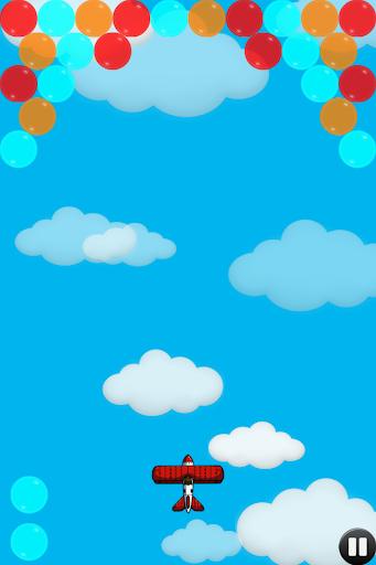 バブル飛行機