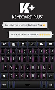 Update Keyboard - náhled