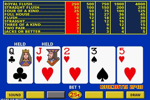 Joker wild video poker 3.1