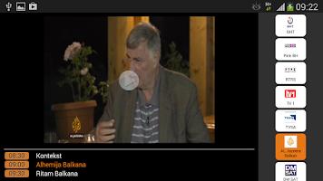 Screenshot of Moja TV To GO