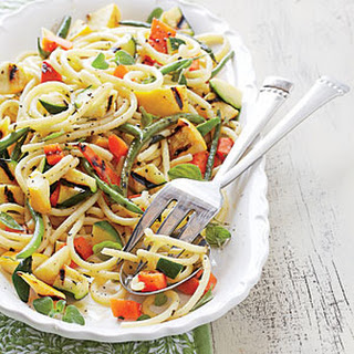Grilled Vegetable Primavera
