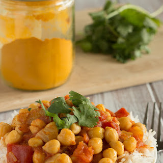 Quick and Easy Chana Masala from The Oh She Glows Cookbook.