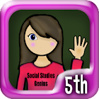 5th Grade SocialStudies Genius icon