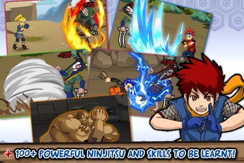 Ninja Saga screenshot