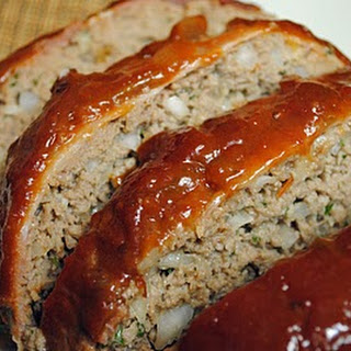 Amazing Meatloaf.
