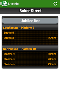 NAVITIME Transit - London UK - screenshot thumbnail