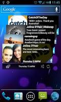 Screenshot of Stackz for Facebook & Twitter