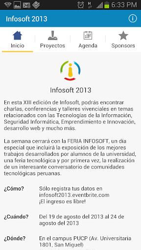 Infosoft 2013