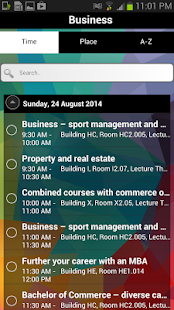 Deakin Open Day - screenshot thumbnail