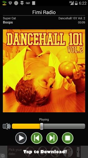 【免費音樂App】Reggae Radio-APP點子