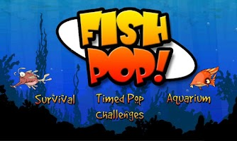 Screenshot of FishPop