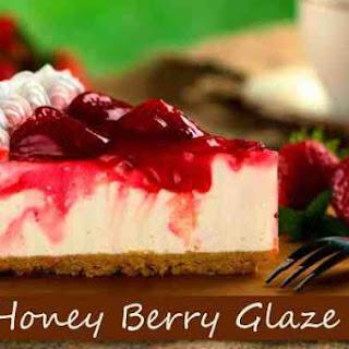 Honey Berry Glaze